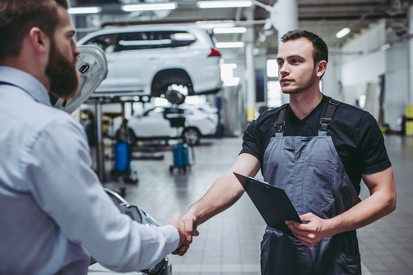 Making Sure Your Auto Business Sells