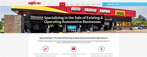 AutoCenter Sales Has a Brand New Website